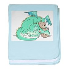 Baby Dragon baby blanket