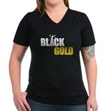 Black Gold Oil Shirt