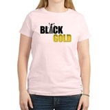 Black Gold Oil T-Shirt