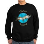 Tiger musky Sweatshirt (dark)