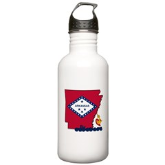 ILY Arkansas Stainless Water Bottle 1.0L