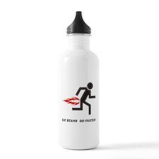 Eat Beans Water Bottle