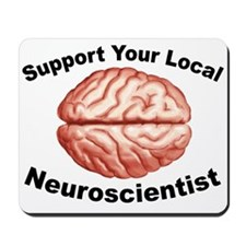 Cute Brains Mousepad