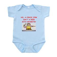 math joke Infant Bodysuit