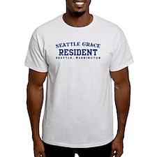 Resident - Seattle Grace T-Shirt