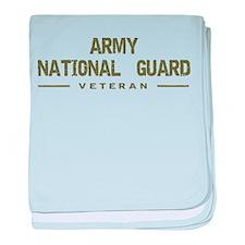 Guard Veteran baby blanket