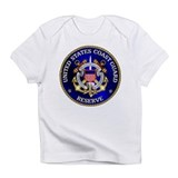 USCG Reserve Infant T-Shirt
