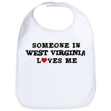 Someone in West Virginia Bib
