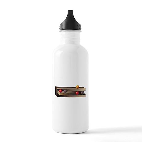 Optical Shelves Stainless Water Bottle 1.0L