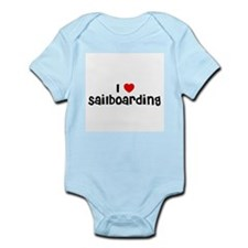 I * Sailboarding Infant Creeper