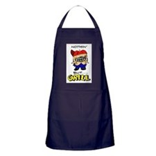 Nothin' But...Grill Apron (dark)