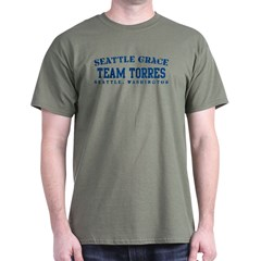 Team Torres - Seattle Grace Dark T-Shirt