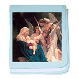 Cute Angel songs baby blanket
