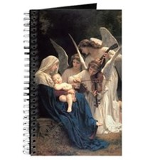 Cute Bouguereau Journal