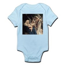Unique Religious catholic Infant Bodysuit