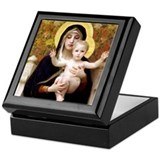 Cute Mary Keepsake Box