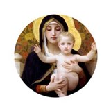"Cool Bouguereau 3.5"" Button (100 pack)"