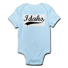 Vintage Idaho Infant Creeper
