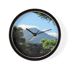 Views from Glen Nevis Wall Clock