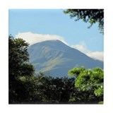 Views from Glen Nevis Tile Coaster