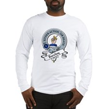 Barclay Clan Badge Long Sleeve T-Shirt