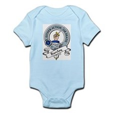 Barclay Clan Badge Infant Creeper