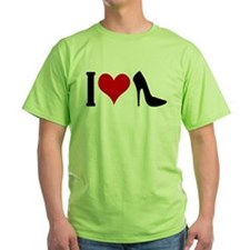 I love High Heels T-Shirt