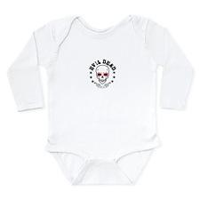 Cute Evil dead Long Sleeve Infant Bodysuit