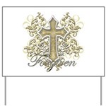 Forgiven Yard Sign