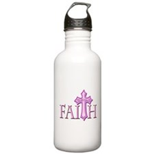Woman of Faith Sports Water Bottle