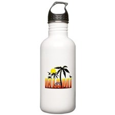 Miami Water Bottle