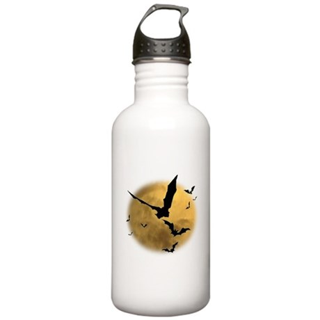 Bats in the Evening Stainless Water Bottle 1.0L