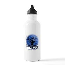 He Lives Forever Water Bottle