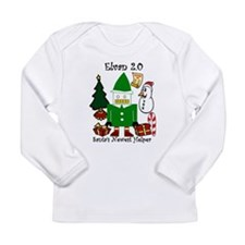 Elvan the Elf Long Sleeve Infant T-Shirt