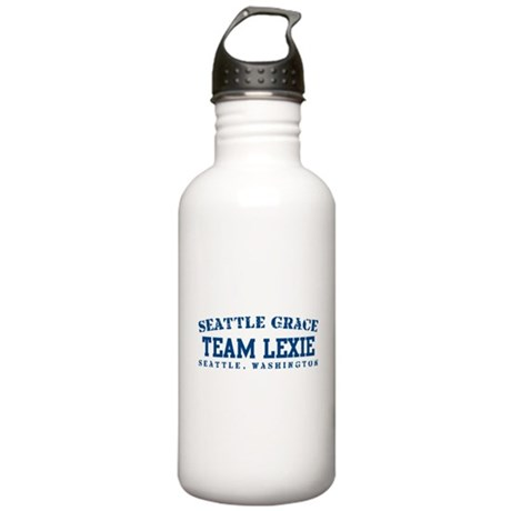 Team Lexie - Seattle Grace Stainless Water Bottle