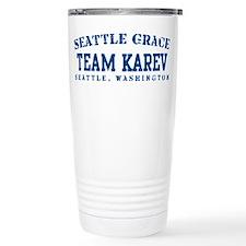 Team Karev - Seattle Grace Stainless Steel Travel