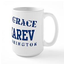 Team Karev - Seattle Grace Large Mug