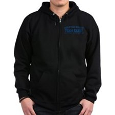 Team Karev - Seattle Grace Zip Hoodie (dark)