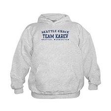 Team Karev - Seattle Grace Kids Hoodie