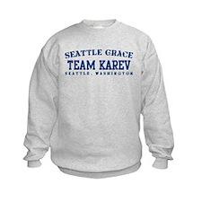 Team Karev - Seattle Grace Kids Sweatshirt