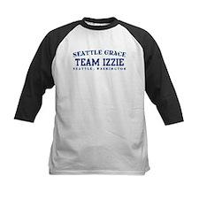 Team Izzie - Seattle Grace Kids Baseball Jersey