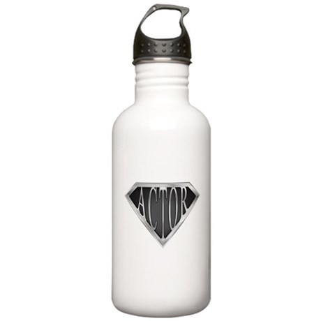 SuperActor(metal) Stainless Water Bottle 1.0L