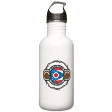 Ohio Football Water Bottle