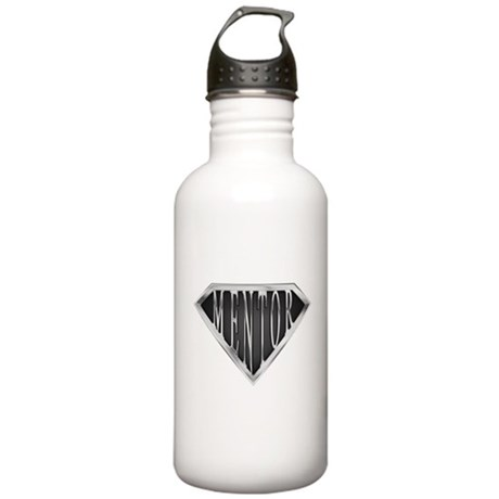 SuperMentor(metal) Stainless Water Bottle 1.0L