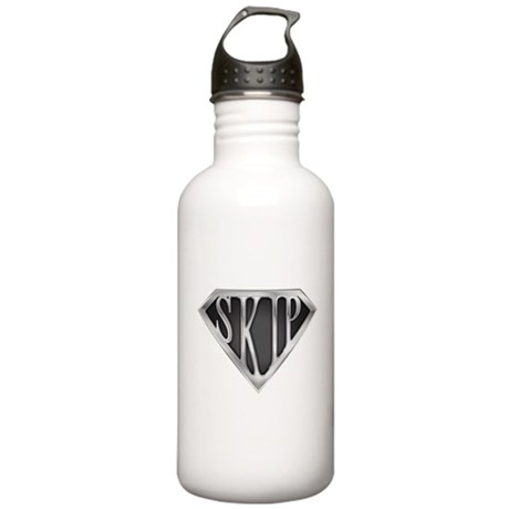 SuperSkip(metal) Stainless Water Bottle 1.0L