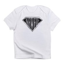 SuperNewfie(metal) Infant T-Shirt