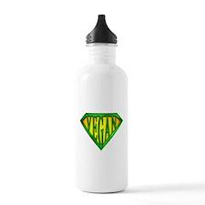 SuperVegan(Green) Water Bottle