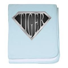 SuperTiger(metal) baby blanket