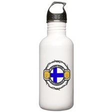 Finland Water Polo Water Bottle