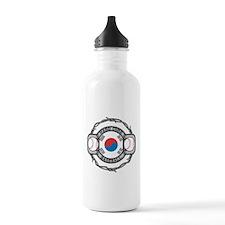 Korean Baseball Sports Water Bottle